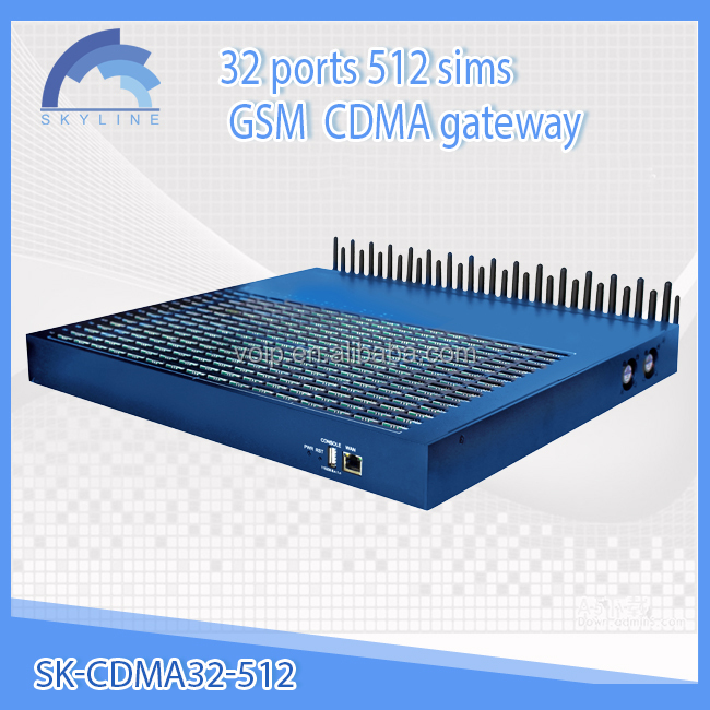 promoting call center calling device 32 channel voip gateway gsm box bulk sms against sim block