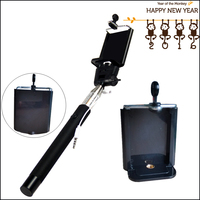 monopod selfie stick for lenovo k3 note smartphone, hot sale selfie stick private label