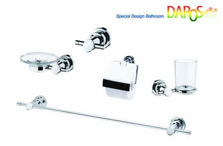 Bathroom Accessories Set AC-5000 From Daros