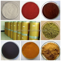 organic Reliable supplier guarana extract powder 10%,20%