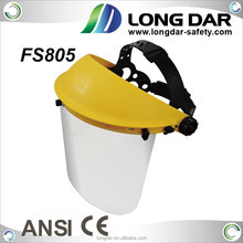 Taiwan Face protection Full Grinding Safety Face Shield