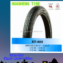 Motorcycle tire 300-18 with BIS certification Front tyre