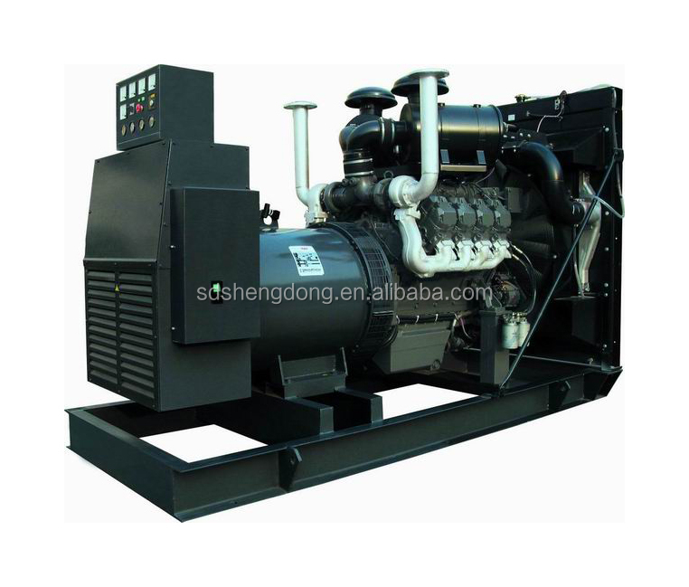 VOLVO engine brand diesel generating set 120kw by SD company