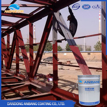 AB362G high performance anticorrosion two pack zinc rich epoxy primer with high resistance to oil and solvents