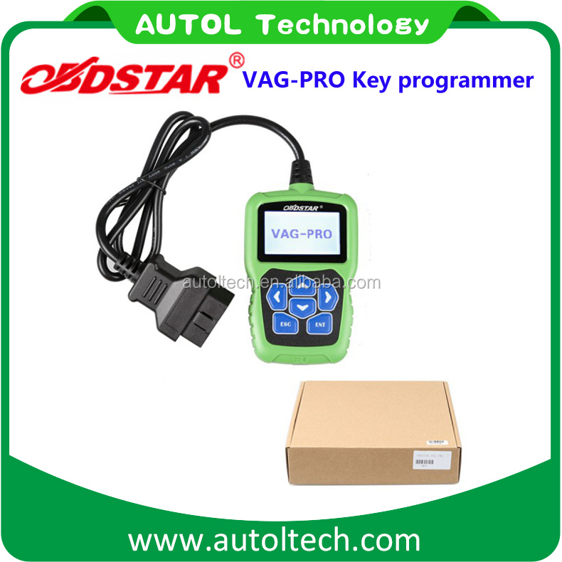 2017 new obdstar vag-pro support Odometer Program Keys Remote & EPB Airbag for Vag car key programming machine vag-pro