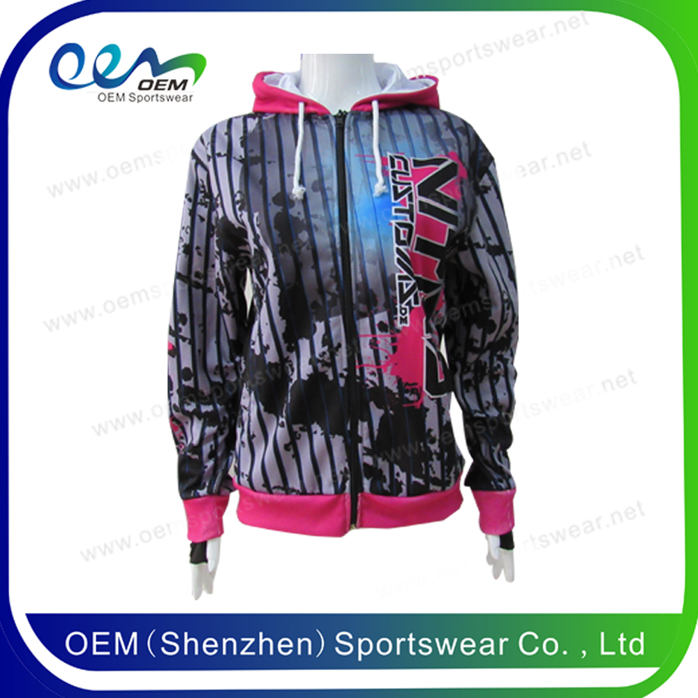 100% polyester wholesale team sports jackets