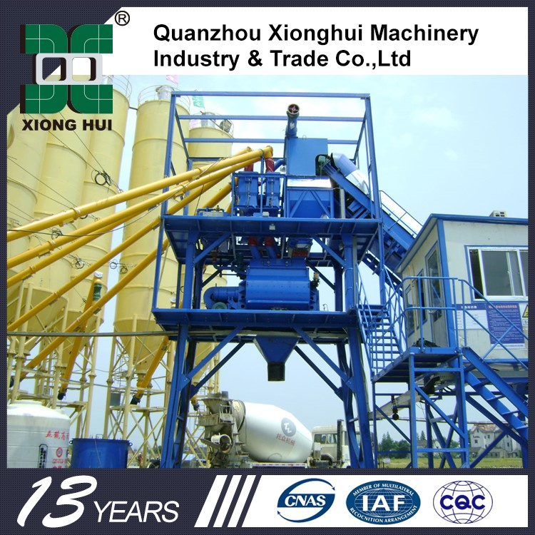 Quality Stylish Concrete Mixing Plant Of Jinxing Hzs35