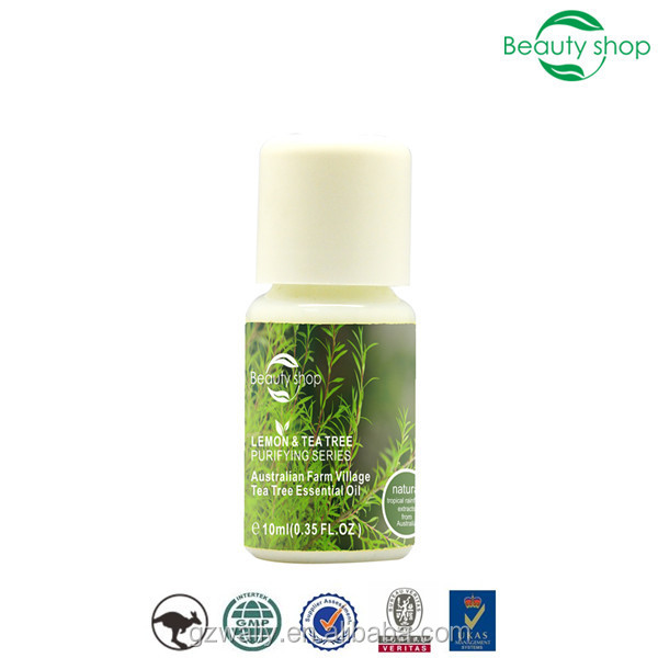Austrilian farm village pure lemon tea tree essential oil