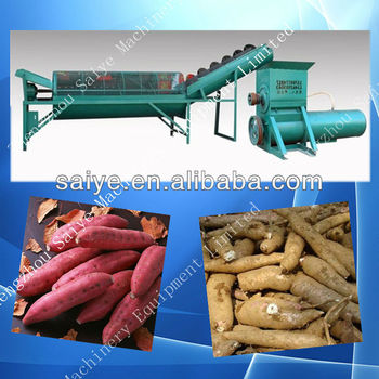1 T/H small type cassava starch making machine 0086-13298176400
