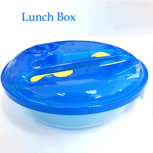 airtight waterproof food plastic attached-lid storage containers