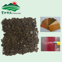 95 : 5 Polymer Material Pure Polyester Resin For Powder Coatings / Coil Paint