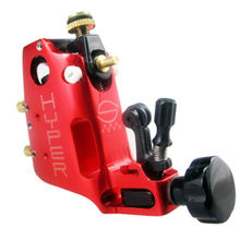 Red Aircraft Alu STIGMA V3 Style Hyper-3 Rotary Tattoo Machine Gun SWISS Motor
