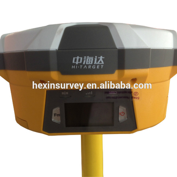 220 channel Hi-target v60 GNSS TRK system surveying instrument