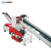 Used Plastic Washing Recycling Line