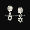 2013 Hot Key ring Shining Crystal Silver Charm Wholesale