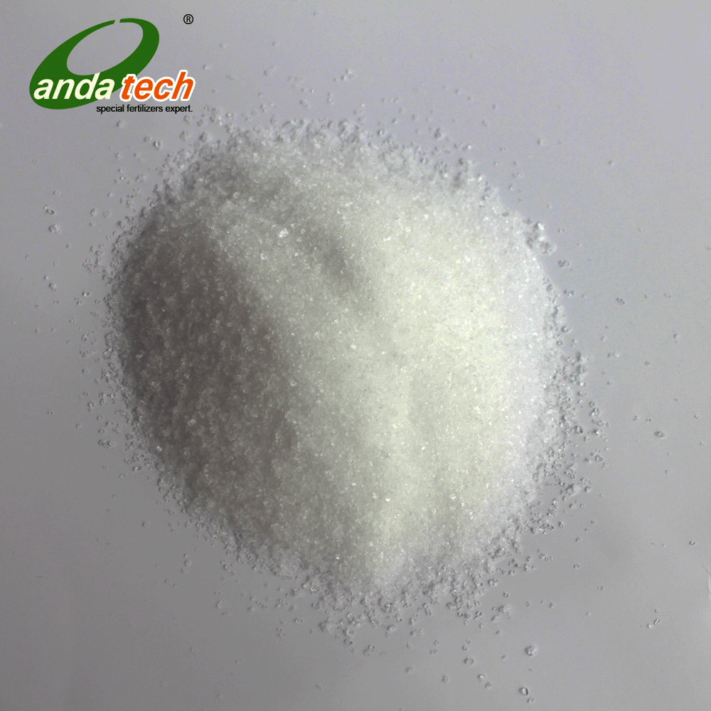 high purity and instant water solublility of fertilizer MKP 00-52-34 monopotassium phosphate
