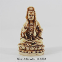 Mini Avalokitesvara figurine