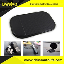 Wholesale Promotion Adhesive Pu Gel Car Non Slip Pad Anti Slip Sticky Pad for Car