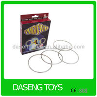 Clouse up Magic trick Popular Magic rings High quality Chinese four rings