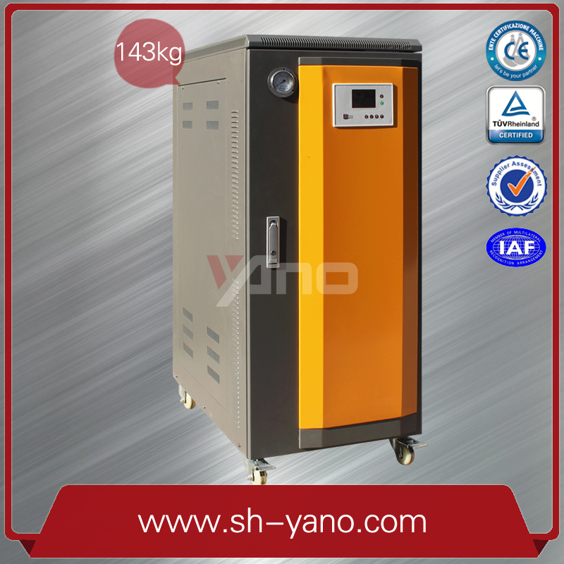 CE Certificated Full Automatic Controlled Electric Steam Boiler 6-100KW( 8.6-143kg/hr) Yano Brand Boiler