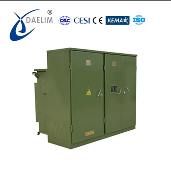 11kv 1000 kva cubicle type substation
