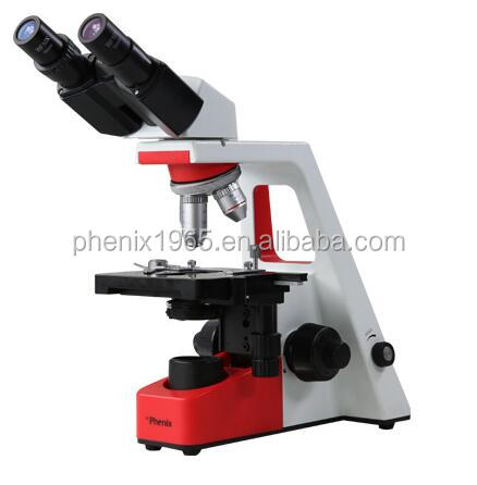 new science working models Binocular Tube Biological Microscope with Darkfield