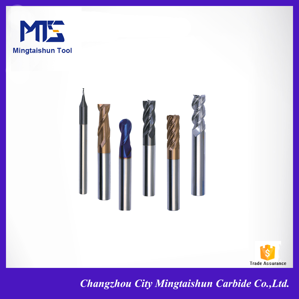 solid carbide ball round nose end mill with good quality
