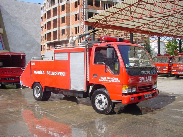 Fire Fighter Water Trucks