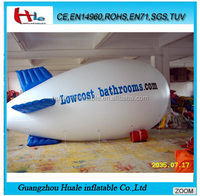Advertising use inflatable airplane,inflatable airship
