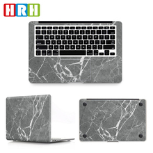 Marble vinyl decal cover sticker for macbook pro decal skin