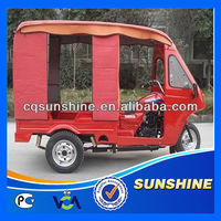 Nice Looking Hot Sale tricycle motors rickshaws for sale
