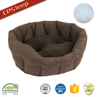 Durable Beautiful Brown OEM Eco-Friendly Dog furniture bed