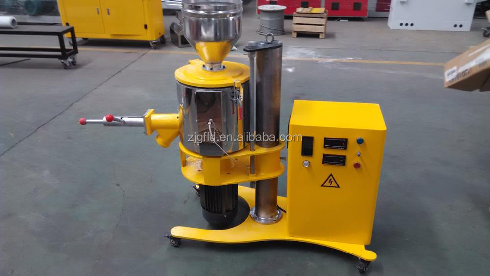 plastic granulator powder mixing machine/ mixer