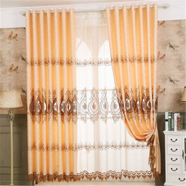 German Lace German Lace Luxury Classic Curtains in European Style