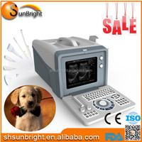 Cheap Ultrasound Scanner/Portable Machine Veterinary Ultrasound for animal pregnancy