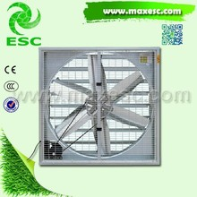 Heavy Duty Axial Outdoor Exhaust Fan for Poultry Farm and Greenhouse