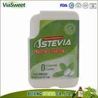 stevia tablets in dispenser /stevia sugar sweetener