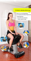 ab crunch machine/ENPOWER TA-022 horse riding exercise machine for body healthy