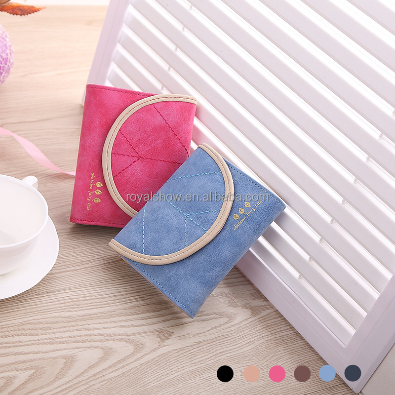2017 Buyout Price Lady Wallet Women PU Leather Coin Money Purse