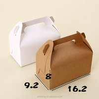 Food Packaging Box For Cake Shop
