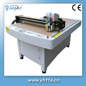 high quality carton box cutting tables