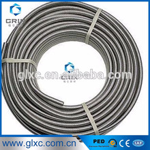 Large Diameter stainless steel flexible hose /Corrugated Steel Tube From China