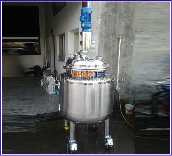 Stainless steel Electric heating mixing tank