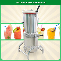 FC-310 industrial apple juice making machine/automatic commercial juicer