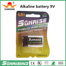 6LR61 Alkaline Battery 9V gsm alarm battery