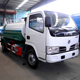 Factory price small 4000 liters mini water tanker truck for sale
