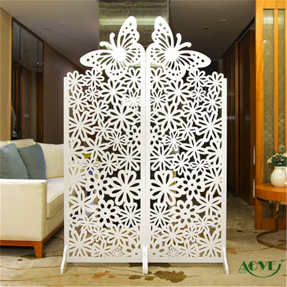 High quality folding screen,cheap antique room divider cardboard folding screen