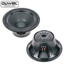 Professional audio 18 Inch aluminum basket woofer low frequency speaker