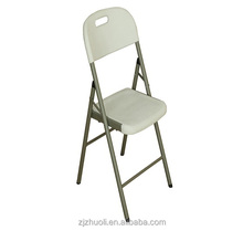 ZL-D52 cheap folding chairs blow molded folding chair