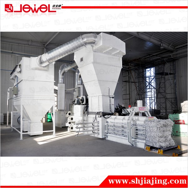 CE certified factory design JEWEL Waste Discharge System for Printing Industry